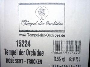 Tempel der Orchidee Sekt (8)72