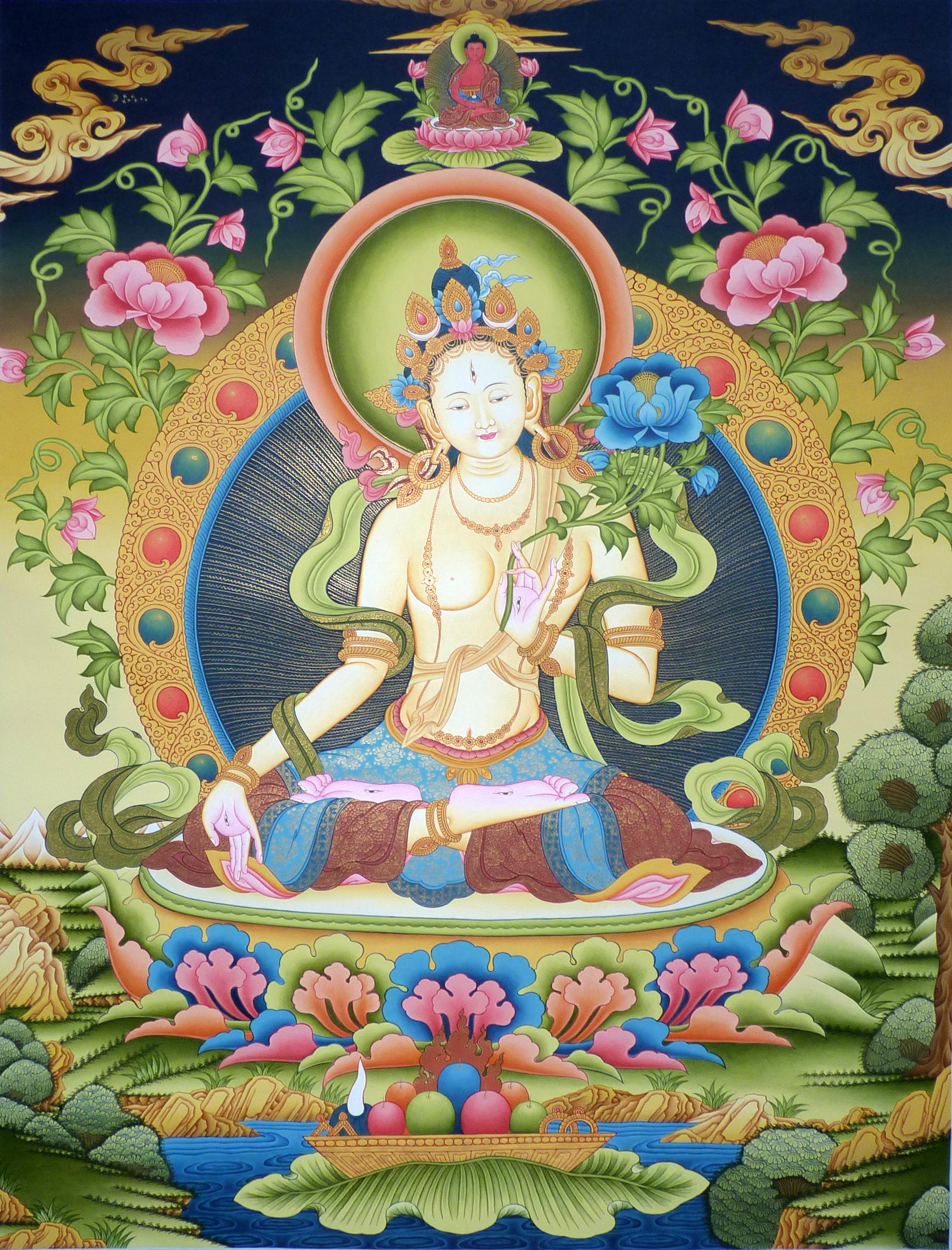 weisse-tara-ming-tang
